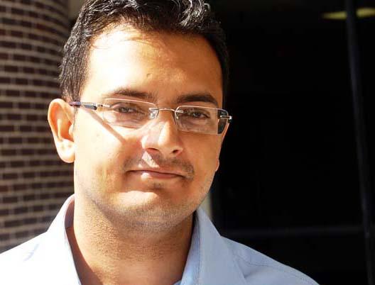 GSU student Shubham Asthana