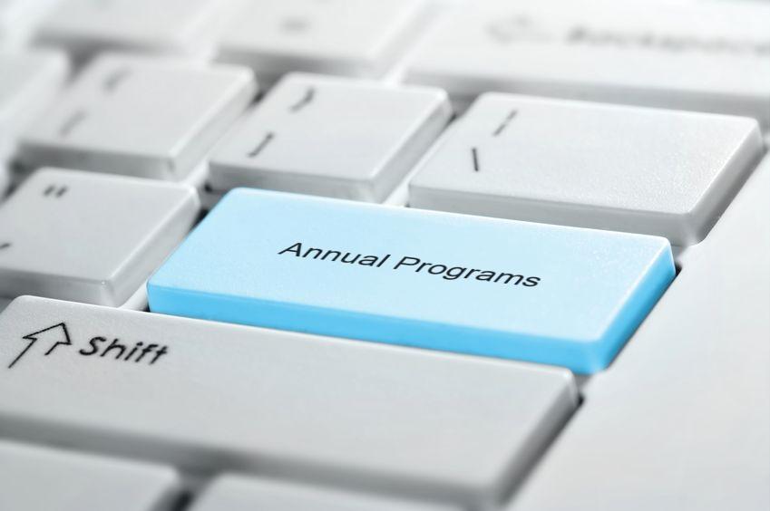 Annual Programs