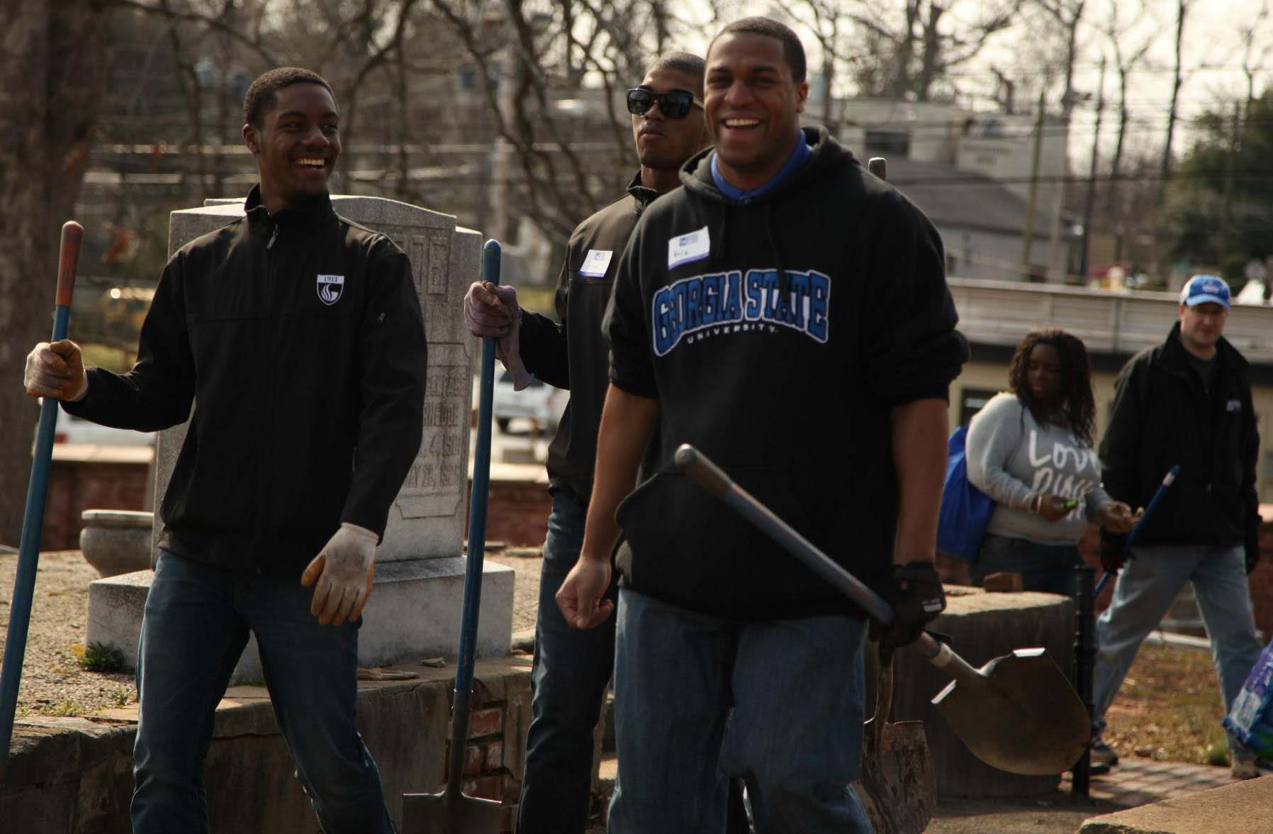 GSU Cares Day