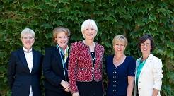 Women's Philanthropy Initiative members