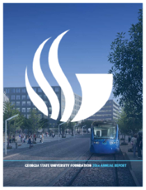 2014 Annual Report Cover