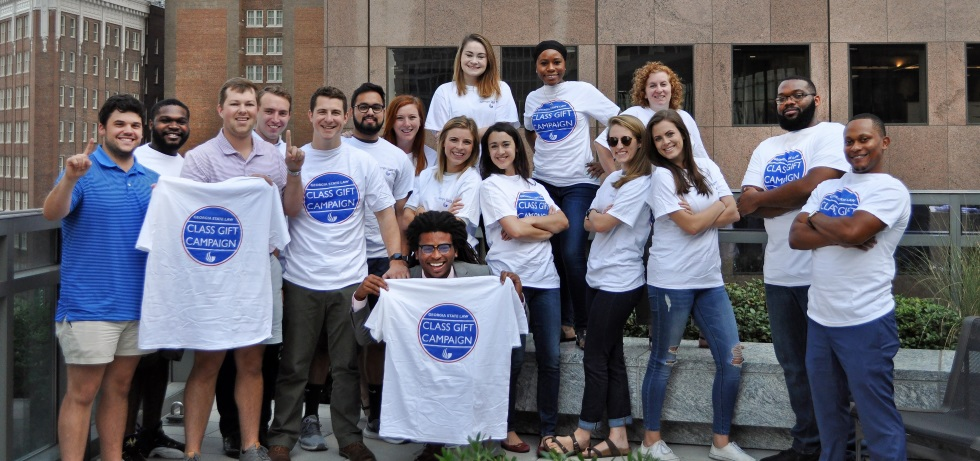 Georgia State University College of Law Students